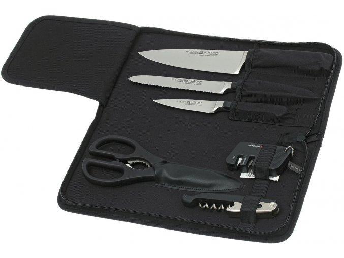 Cestovní sada nožů a příslušenství od Ed. Wüsthof Dreizackwerk Solingen