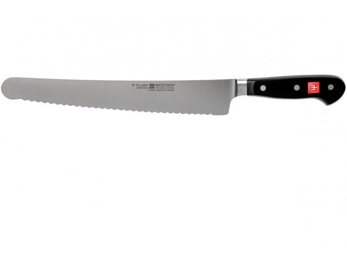 Nůž na šunku 26 cm vlnité ostří, Wüsthof Classic