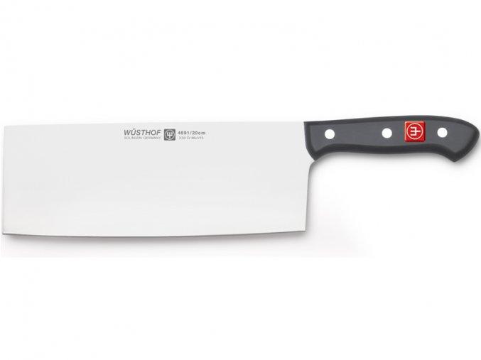 Nůž kuchařský čínský 20 cm, Wüsthof Gourmet