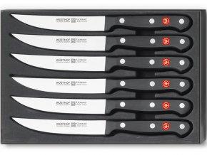 Sada steakových nožů GOURMET 6 dílů