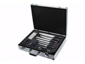 Kufřík s kuchařským vybavením CLASSIC 25 dílů