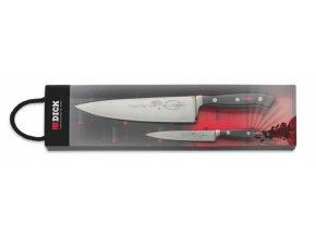 F. Dick Premier Plus Dárková 2-dílná sada nožů