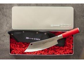 """F. Dick Red Spirit Kuchařský nůž """"AJAX"""" v dárkové krabičce 20cm"""