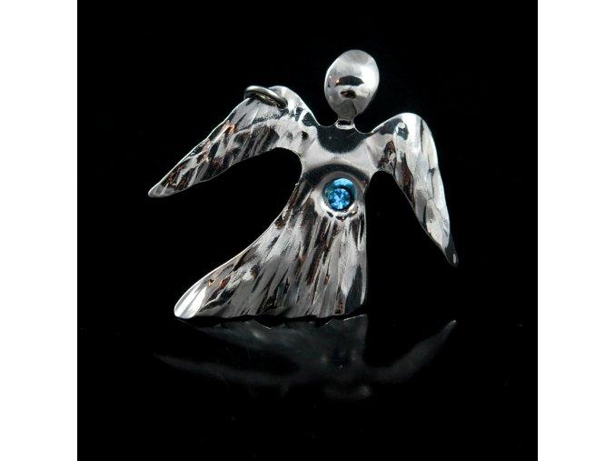 adílek modrý svmalý