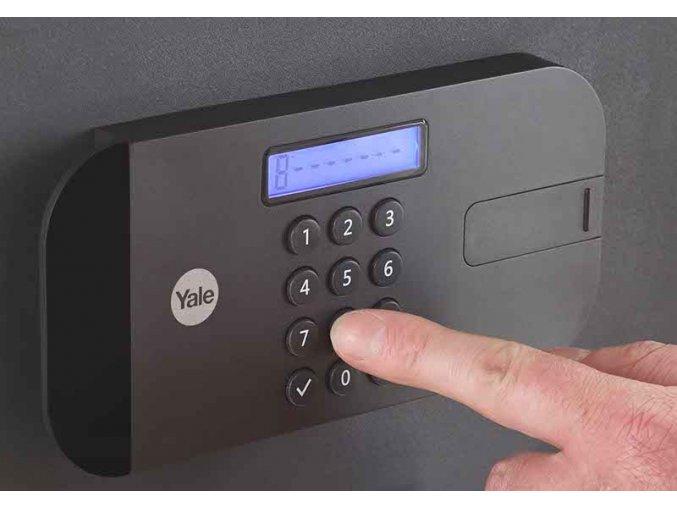 YALE Trezor Security Laptop YLB200EB1