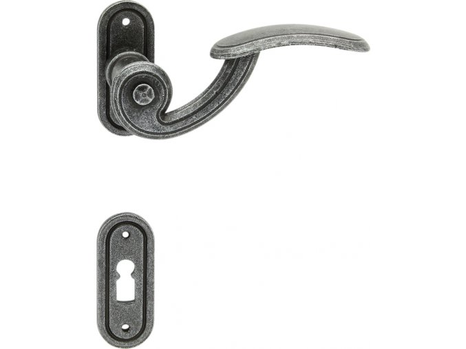 Cobra Kované kování Imst-R rustikal