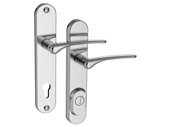 Rostex bezpečnostní kování BK R4/O IDEAL (RC 3)