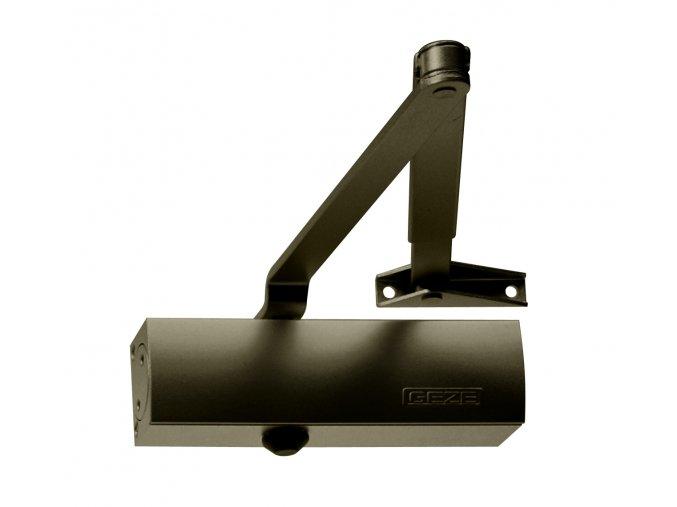 Zavírač dveří GEZE TS 1500 (hnědý)