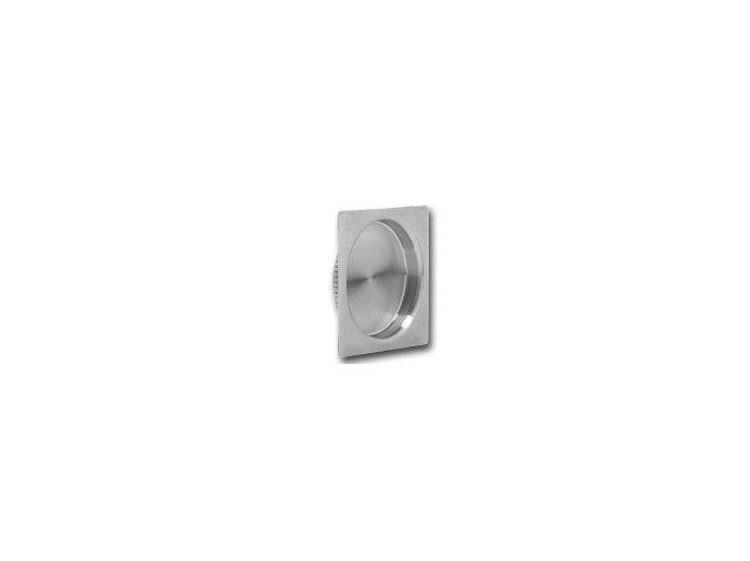 Mušle ATZ 7504 bez otvoru (nerez)