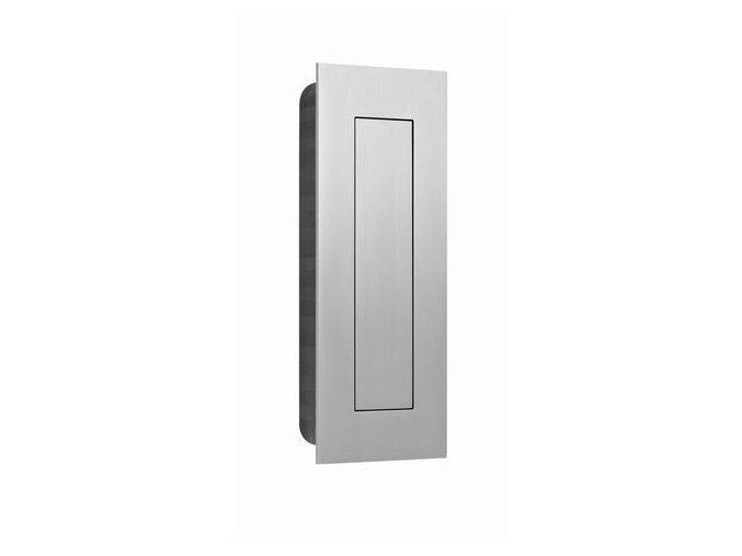 Mušle JNF 16402 na posuvné dveře s krytkou