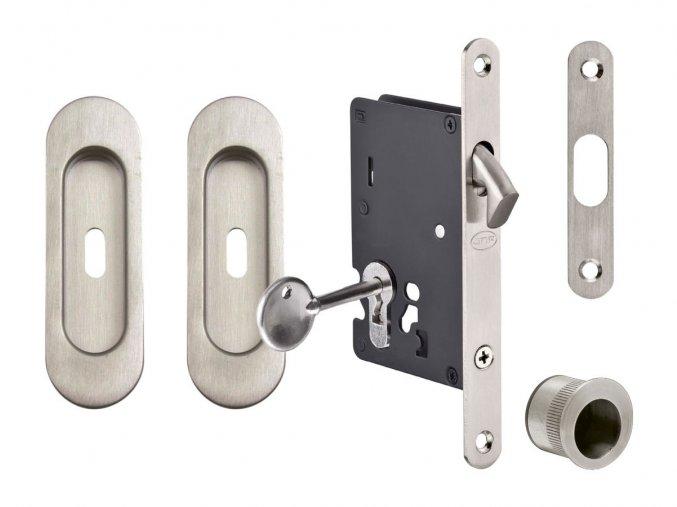 Set na posuvné dveře JNF BB/S (oválný)