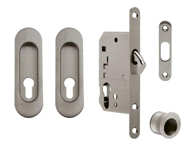 Set na posuvné dveře ATZ PZ/D (oválný)