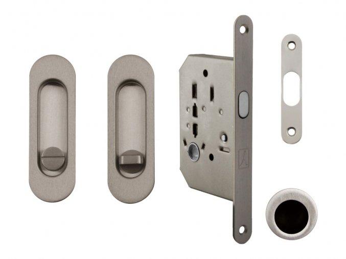 Set na posuvné dveře MP WC ONS (oválný)