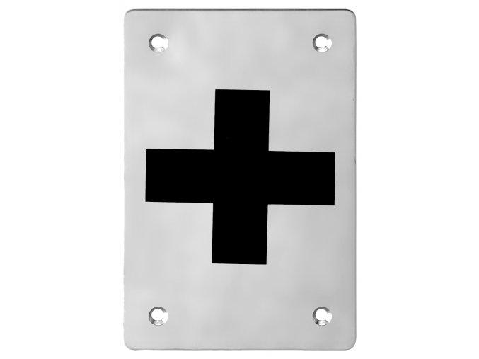 Piktogram ACT První pomoc HR (nerez)