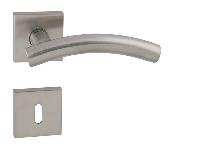 Tupai dveřní kování TI VEGA HR 2230Q (nerez)