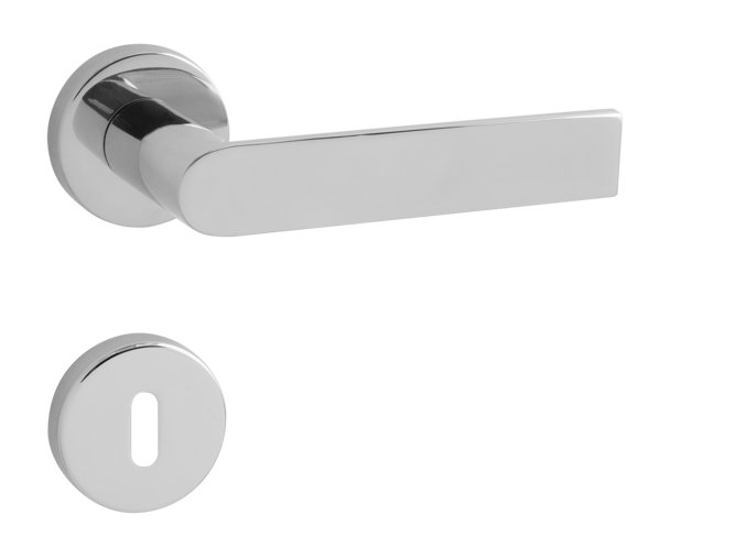 Tupai dveřní kování TI SEMI R 3990 (nerez)