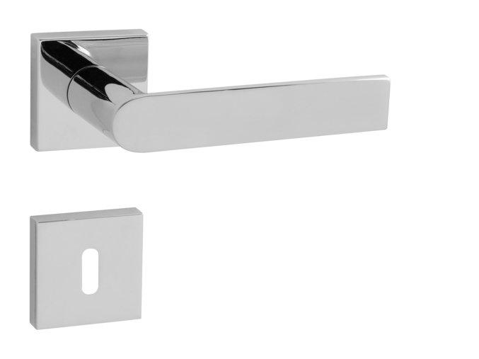 Tupai dveřní kování TI SEMI HR 3990Q (nerez)