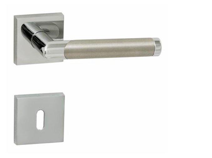 Tupai dveřní kování TI DIAGO HR 793Q (chrom/nerez)