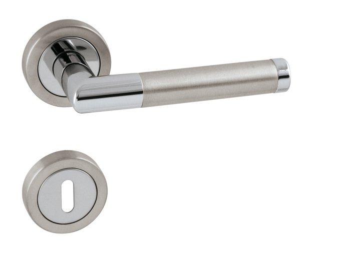 Tupai dveřní kování TI PRADO R 792 (chrom/nerez)