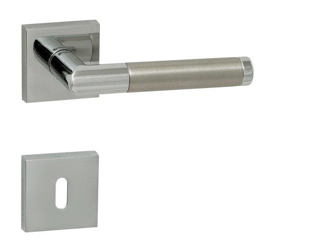 Tupai dveřní kování TI PRADO HR 792Q (chrom/nerez)