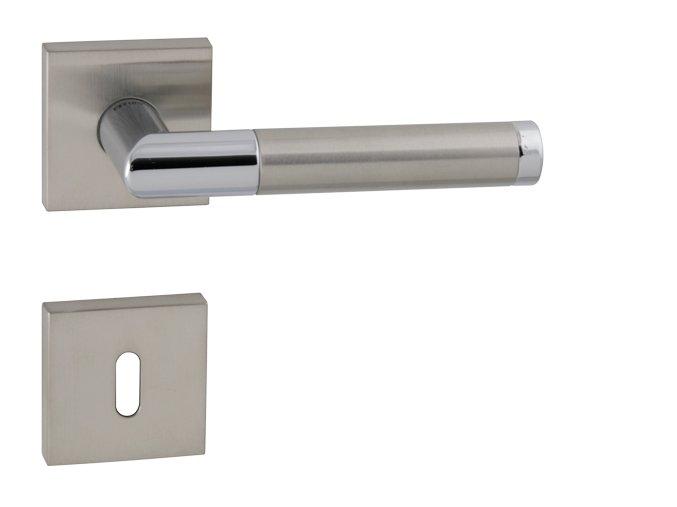 Tupai dveřní kování TI PRADO HRN 792Q (chrom/nerez)