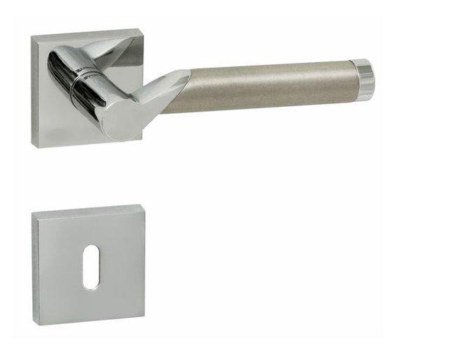 Tupai dveřní kování TI MARENA HR 794Q (chrom/nerez)