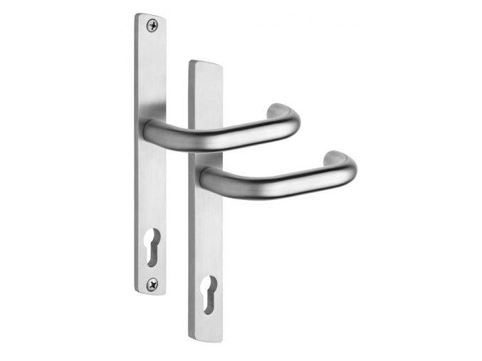 ROSTEX dveřní kování 850 JUGO (nerez)