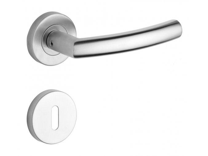 ROSTEX dveřní kování CORTINA (nerez mat)
