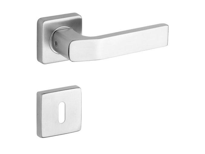ROSTEX dveřní kování TREVISO/H (nerez mat)