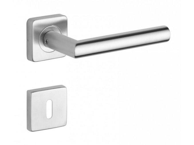 ROSTEX dveřní kování VIGO/H (nerez mat)