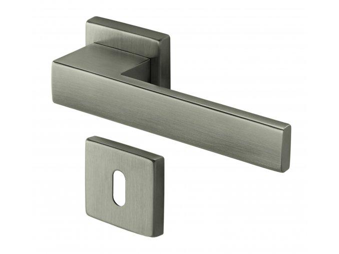 Cobra dveřní kování Q ARTE S (nikl)