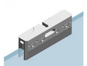 Držák pro celosklo (Typ Držák KLIPS (pro 8 mm sklo))