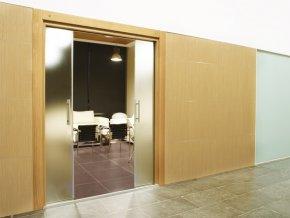 Eclisse DVOUKŘÍDLO 1000+1000/1970 do SDK (Tl. dokončené příčky KIT 125 mm (tl. pouzdra 100 mm))