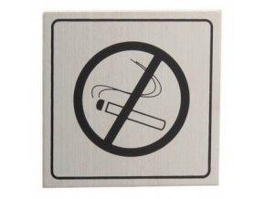 Piktogram na dveře Cobra ZÁKAZ KOUŘENÍ (lepící)
