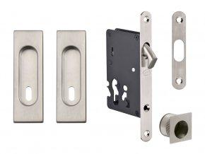 Set na posuvné dveře JNF BB/D (hranatý)