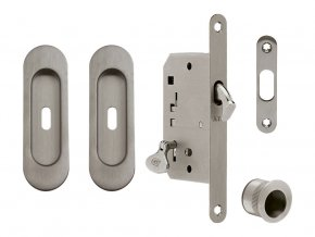 Set na posuvné dveře ATZ BB/S (oválný)