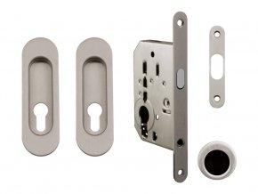 Set na posuvné dveře MP PZ/D ONS (oválný)