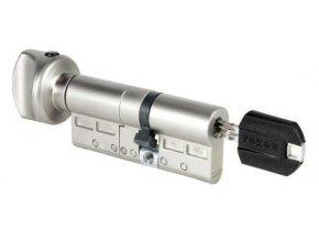 Bezpečnostní cylindrická vložka TOKOZ PRO 300 (RC3) s knoflíkem
