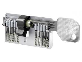 EVVA bezpečnostní cylindrická vložka FPS (RC 3)