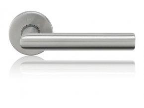 M&T dveřní kování LUSY (eco nerez)