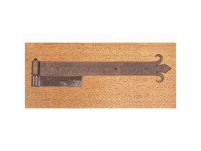 M&T kovaný pant na dveře FF 287.30