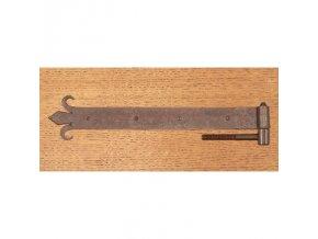 M&T kovaný pant na dveře FF 287.40 V