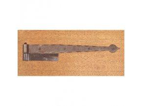 M&T kovaný pant na dveře FF 298.40