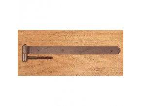 M&T kovaný pant na dveře FF 039.30.V