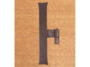 M&T kovaný pant na dveře FF 267.V