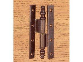 M&T kovaný pant na dveře FF 231.X