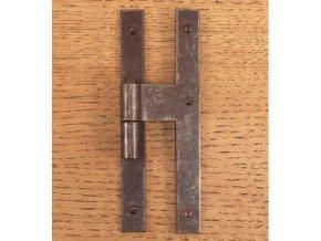 M&T kovaný pant na dveře FF 237.X