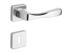 ROSTEX dveřní kování MANDELO/H (nerez mat)