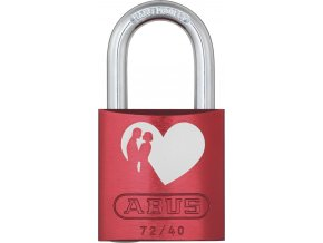 ABUS 72 40 LOVE LOCK 1