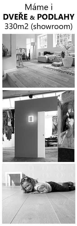 Showroom Dveře